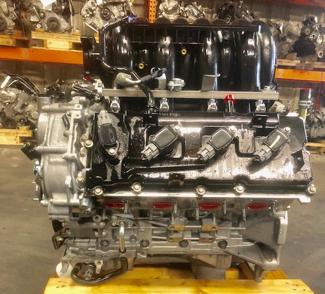 2007 Nissan Versa Head Gasket: Nissan Armada Pathfinder Titan Infinity QX56 5.6L Engine