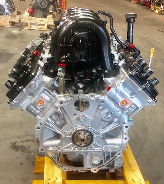 nissan armada pathfinder titan 5 6l engine 2010 2011 2012