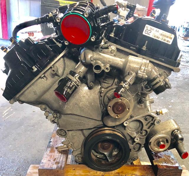 A A Auto Truck Llc: FORD F150 PICKUP 3.5L TURBO ENGINE 2011 2012