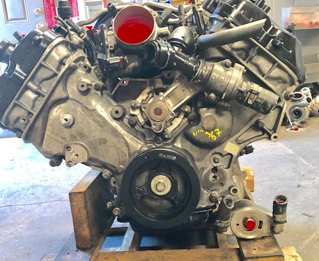 FORD F150 PICKUP 5.0L ENGINE 2011 2012 2013 2014 | A & A ...