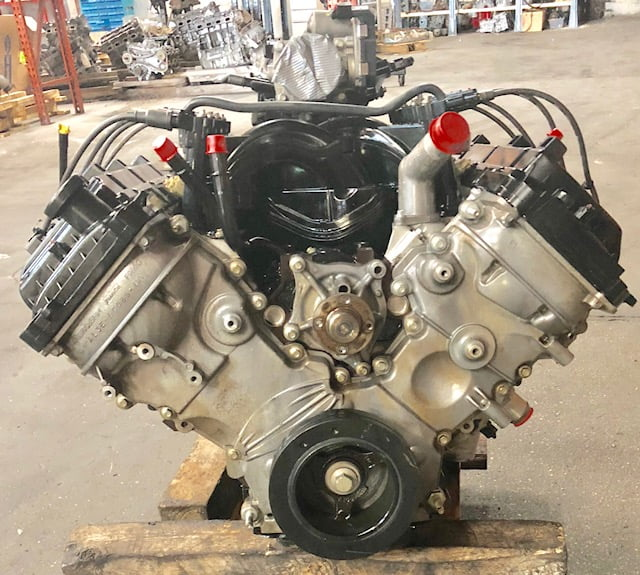 Used 2010 Ford F150: FORD F150 F250SD 350SD PICKUP RAPTOR 6.2L ENGINE 2010 2011