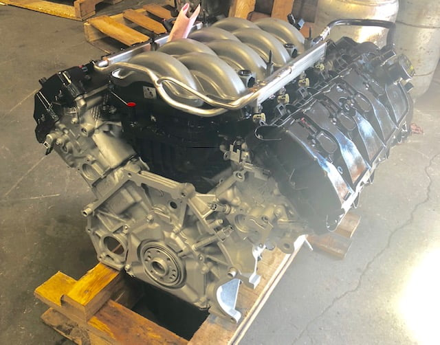 Ford Mustang GT 5 0L Engine 2011 2012 2013 2014