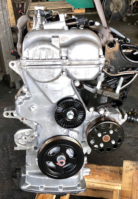 Hyundai Accent Veloster 1 6l Engine 2012 2013 2014 2015