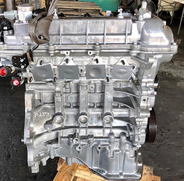 Hyundai Accent Veloster 1.6L Engine 2012 2013 2014 2015 ...