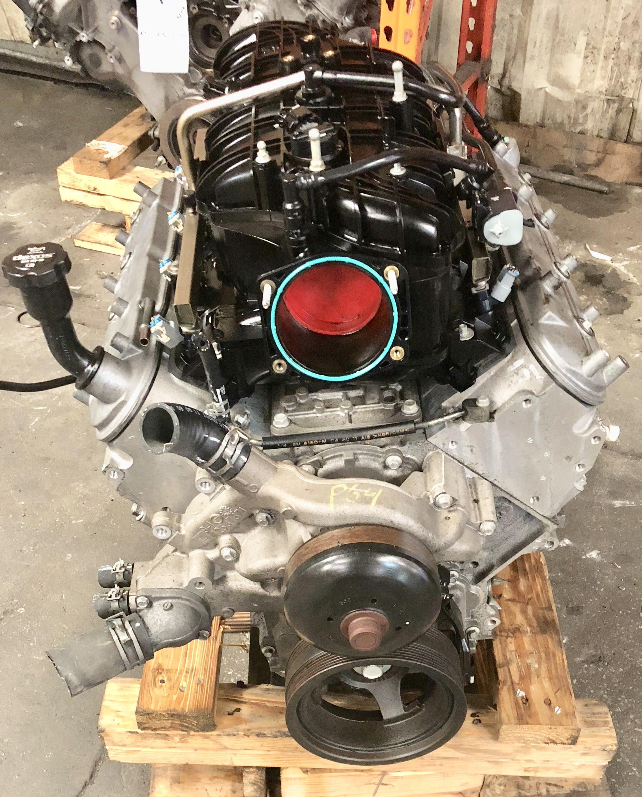 GMC Yukon Cadillac Escalade 6.2L Engine 2010 2011 2012