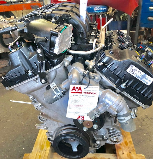FORD F150 MUSTANG TRANSIT 3 7L ENGINE 2011 2012 2013 2014 2015