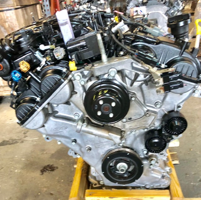 Kia Sorento Hyundai Santa Fe 3.5L Engine 2010 2011 2012 ...