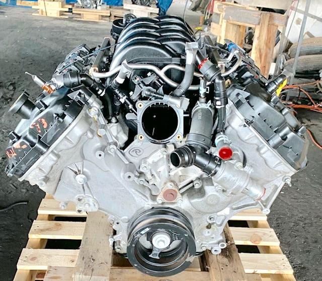 Ford F150 Pickup 5 0l Engine 2015 2016 2017